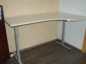Столы для работы сидя-стоя Ergos ED 650