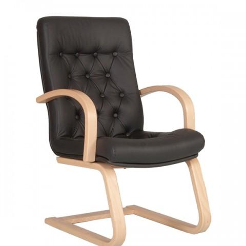 Lankytojų kėdė FIDEL LUX EXTRA CF/LB