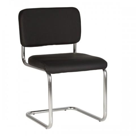 Lankytojų kėdė SYLWIA LUX CHROME