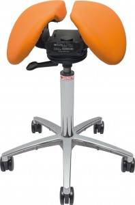 Salli Swing Ergonomic Saddle Chair