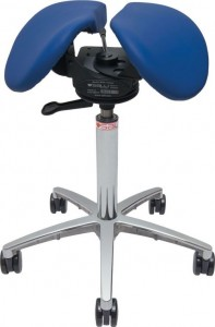 Orthopedic chairs for work SALLI SWINGFIT
