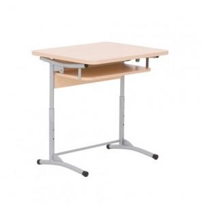 Ergonomiški mokykliniai stalai E-172/1 A