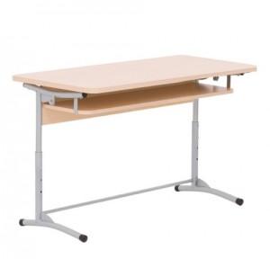 Reguliuojamoa aukščio mokykliniai stalai