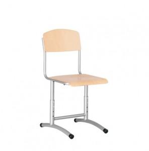 Reguliuojamo aukščio mokyklinės kėdės