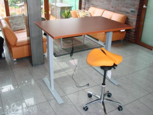 Height adjustable tables Ergos EL 500