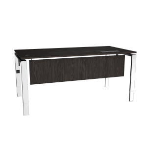 Itališkas reguliuojamo aukščio, ergonomiškas biuro stalas