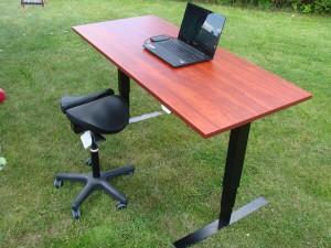 Height-adjustable tables Ergos ED 650
