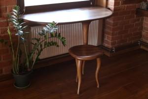 Ąžuolo masyvo baldai