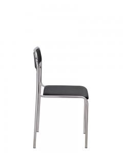 Kėdės lankytojams Ascona chrome