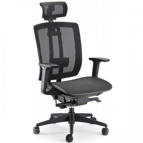 Ergonominės biuro kėdės WAVE W020