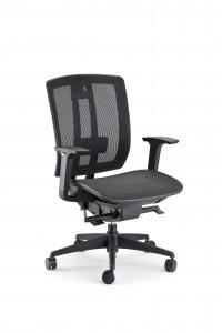Ergonomiškos darbo kėdės WAVE W021