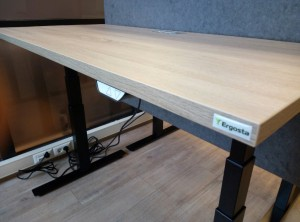 Reguliuojamo aukščio stalai Ergos R 600 - 2