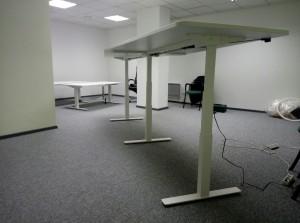Stovimas konferencinis stalas