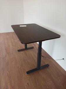 Elektriniai reguliuojamo aukščio stalai Ergos RD650